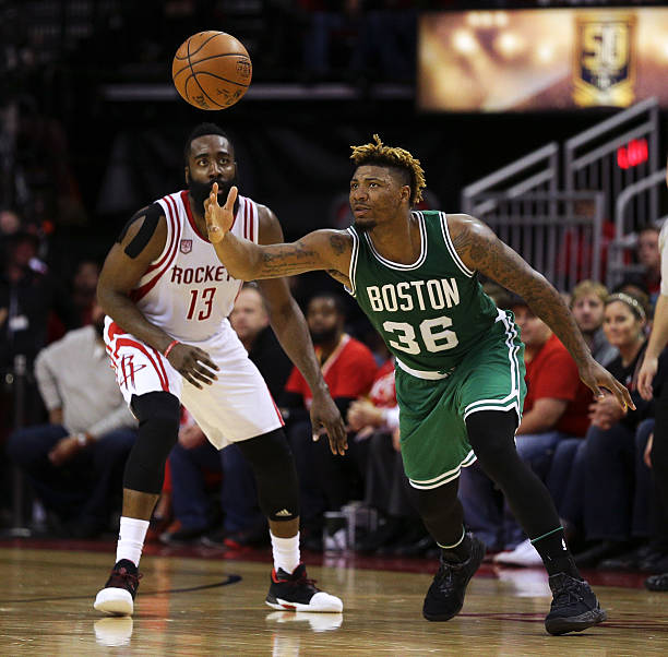 Boston Celtics v Houston Rockets Photos and Images  999c417c2