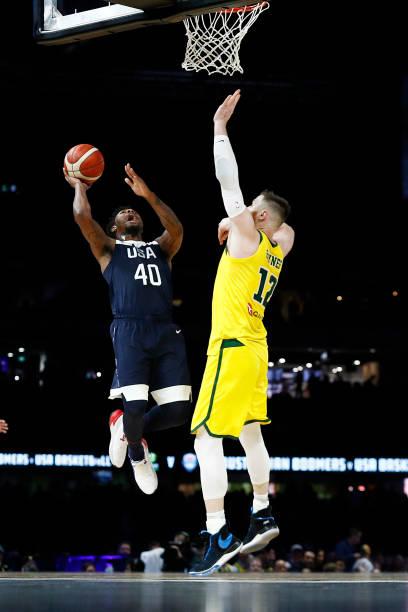 AUS: Australia v Team USA: Game 2