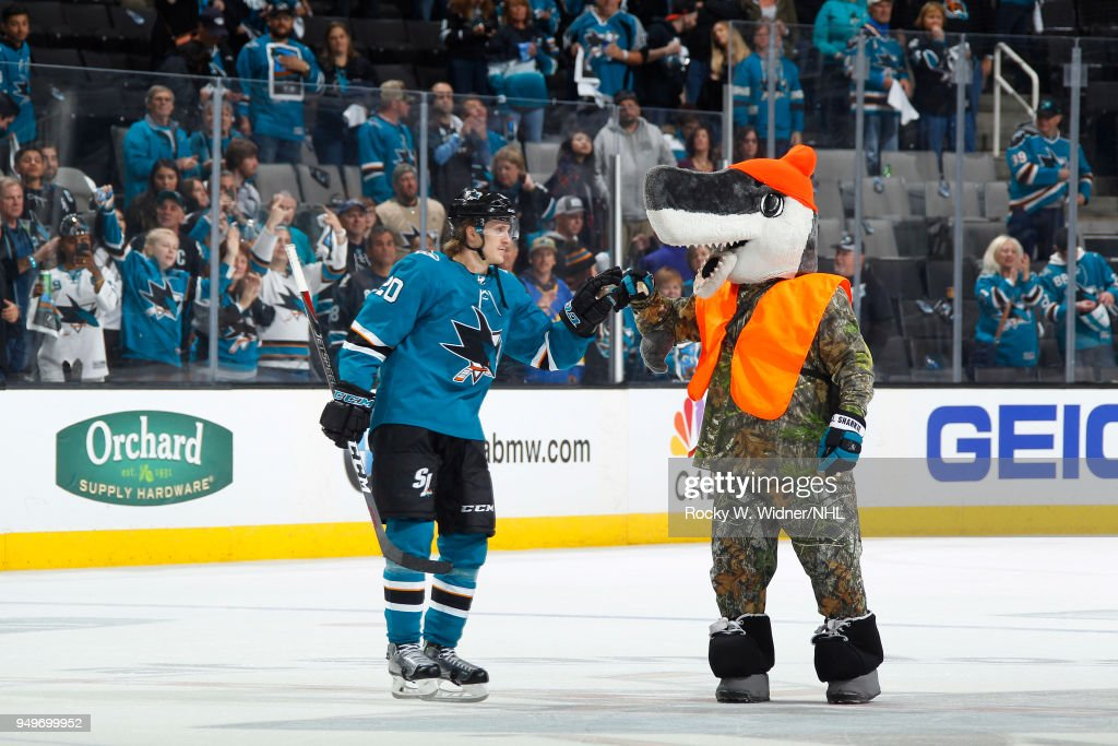 Anaheim Ducks v San Jose Sharks - Game Three