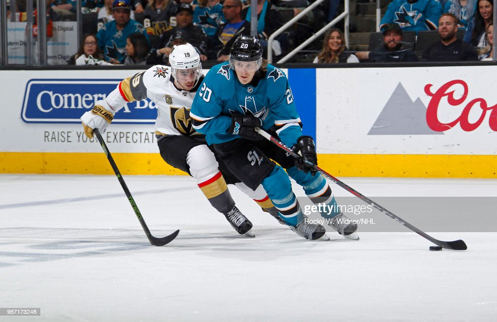 Vegas Golden Knights v San Jose Sharks - Game Six