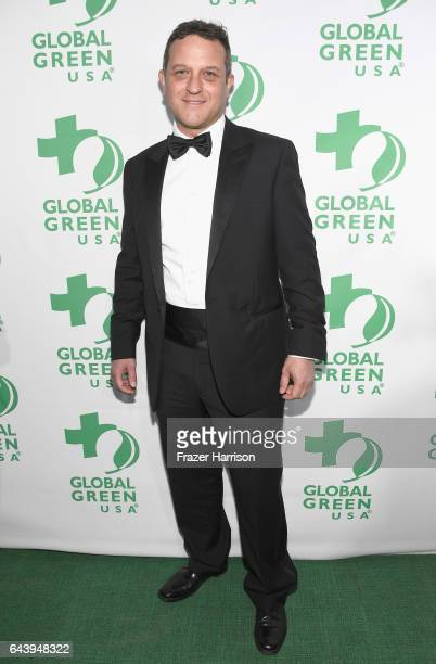 Marcus Stefani attends the 14th Annual Global Green Pre Oscar Party at TAO Hollywood on February 22 2017 in Los Angeles California