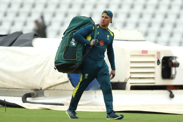 GBR: Australia Cricket Nets