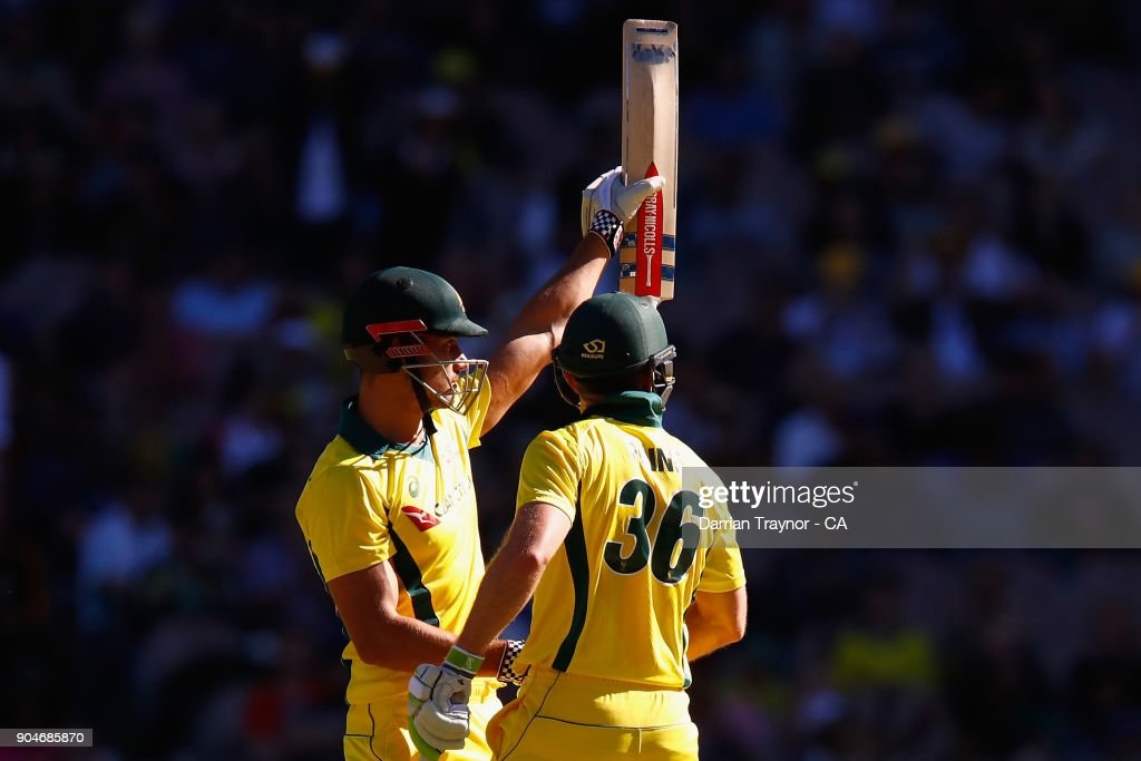 Australia v England - Game 1 : News Photo