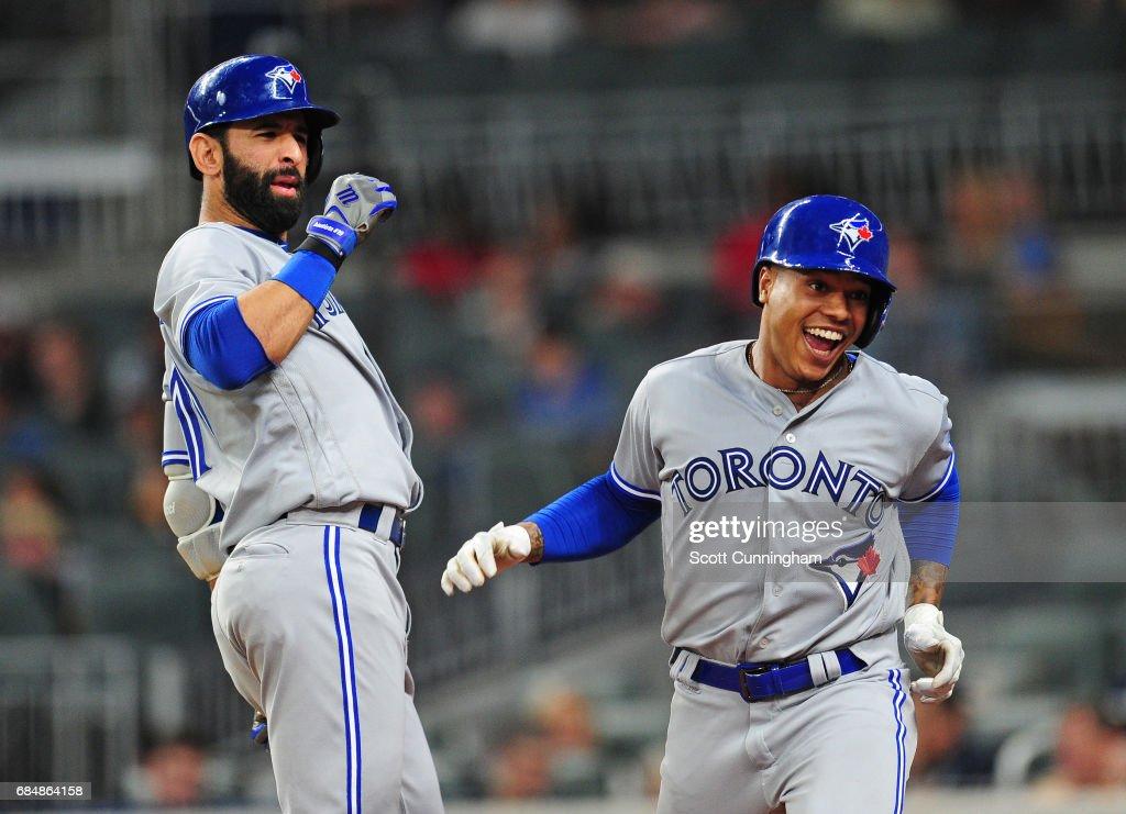 Toronto Blue Jays v Atlanta Braves : News Photo