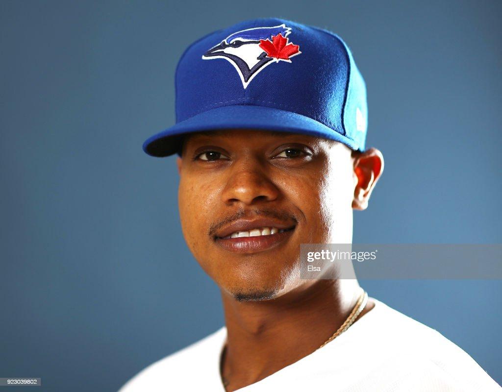 Toronto Blue Jays Photo Day : News Photo
