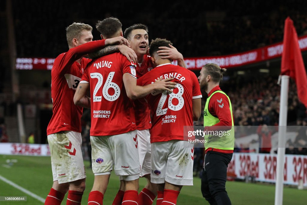 Middlesbrough v Ipswich Town - Sky Bet : News Photo