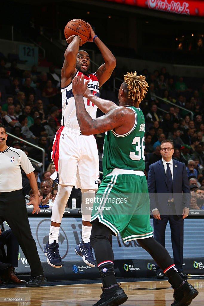 Boston Celtics v Washington Wizards