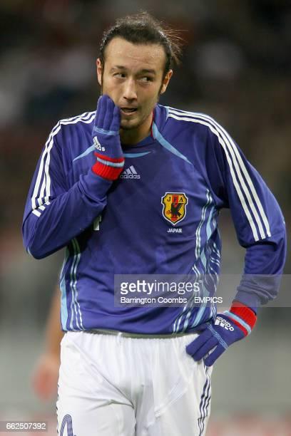 Marcus Tulio Tanaka Japan