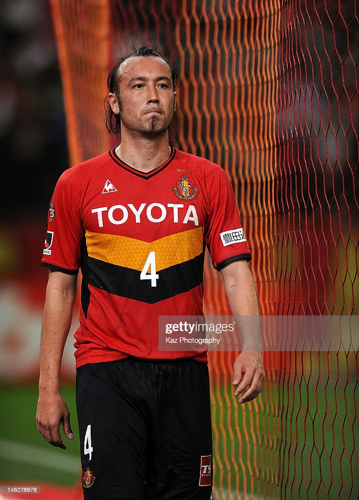 Nagoya Grampus v Cerezo Osaka - 2012 J.League
