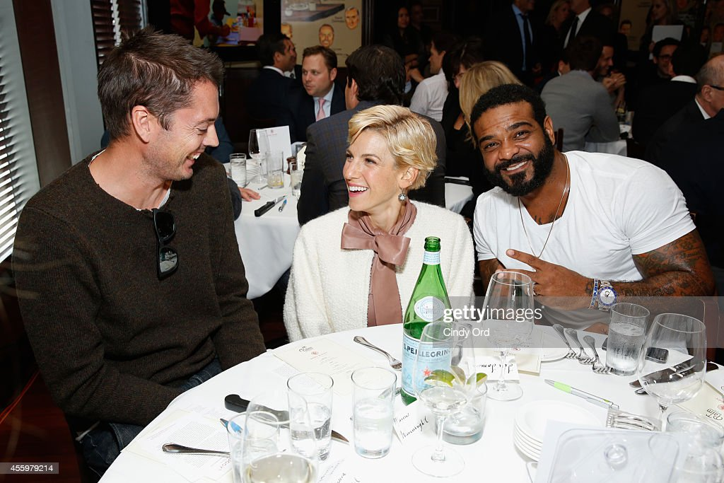 marcus wainwright jessica seinfeld and jim jones attends jerry news photo getty images 2
