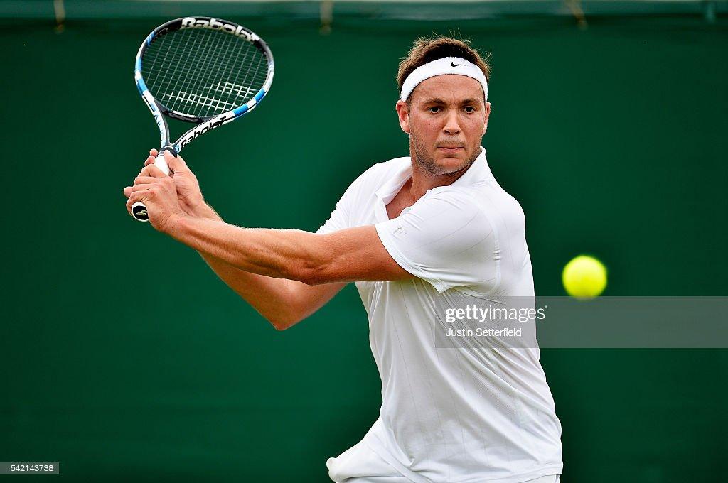 2016 Wimbledon Qualifying Session