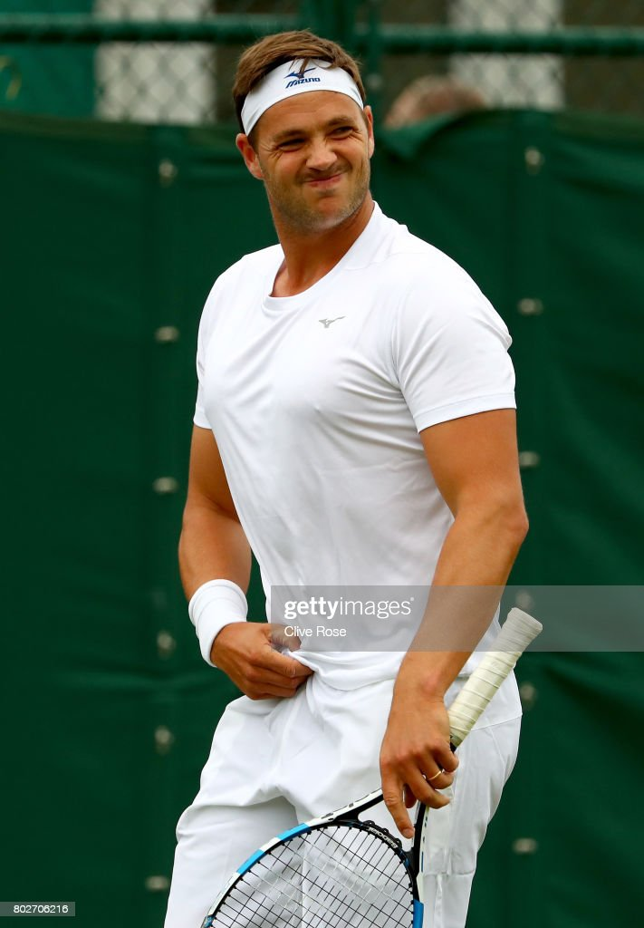 2017 Wimbledon Qualifying Session