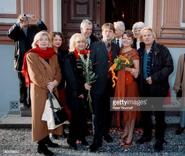 Marcus Zander Ehefrau Elgin Angela Marcus Tante Karin EvelynZander Frank Zander Brautschwester Uta von Lühmann Namefolgt Brautvater Rainer von...