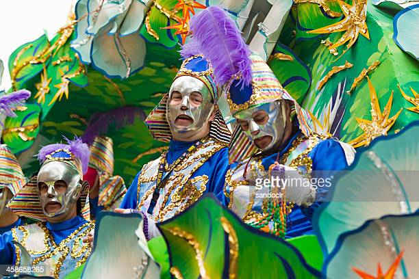 mardi gras 2011 - mardi gras new orleans stock photos and pictures