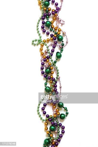 Grenze Mardi Gras Perlen