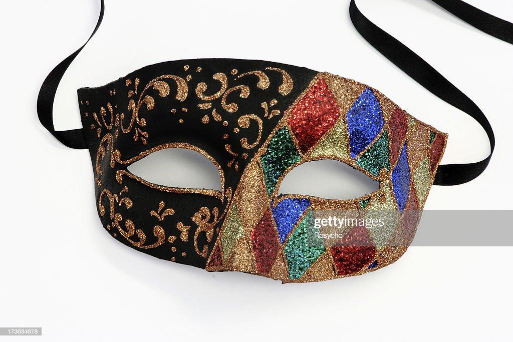 Mardi Gras Mask : Stock Photo