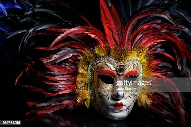 mardi gras mask - gras bildbanksfoton och bilder