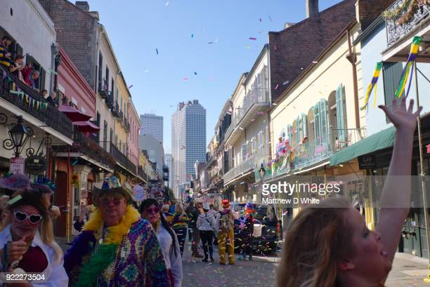 mardi gras, new orleans - gras stock pictures, royalty-free photos & images