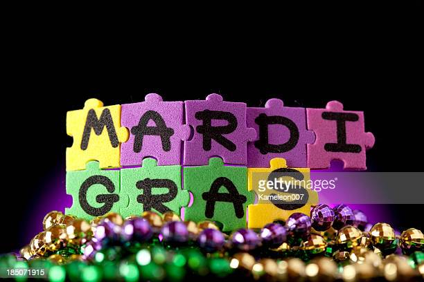 mardi gras - new orleans mardi gras stock photos and pictures