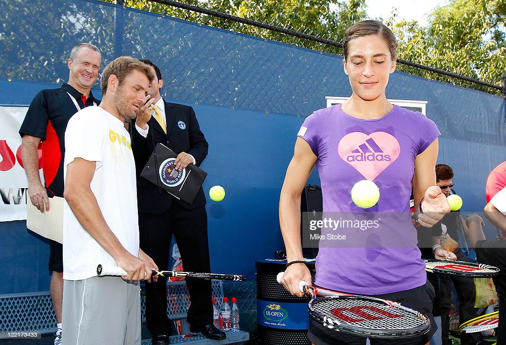 2011 US Open - Preview : ニュース写真