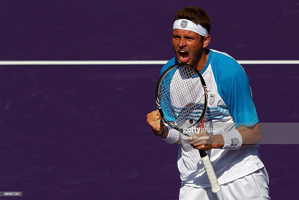 Sony Ericsson Open- Day 5