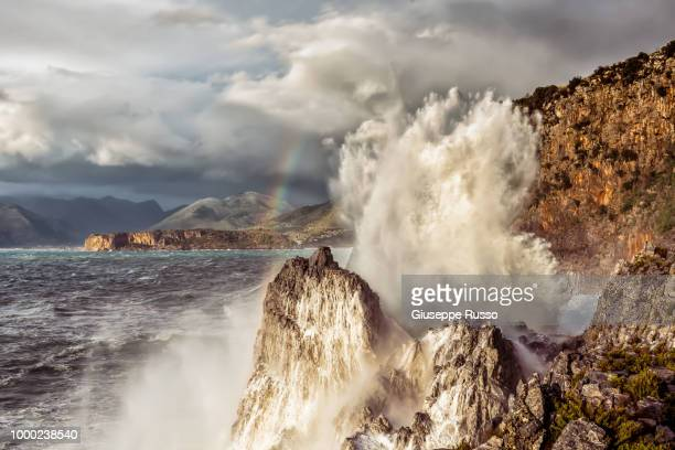 mare d'inverno - inverno stock pictures, royalty-free photos & images