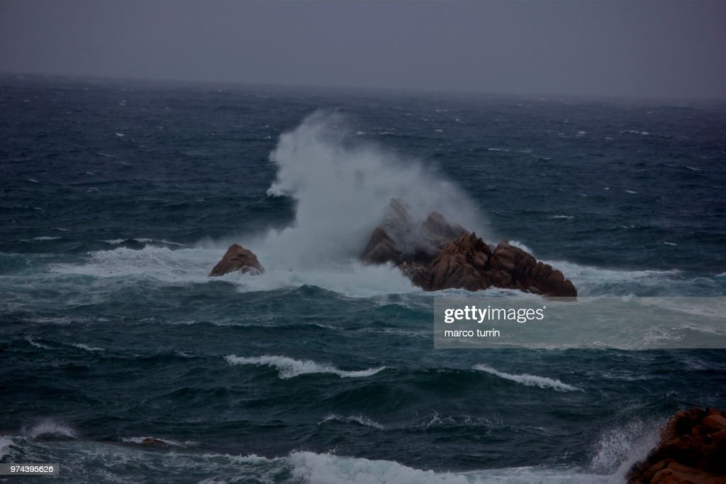 Mare In Tempesta Stock Photo Getty Images