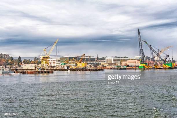 Mare Island Shipyard Facility