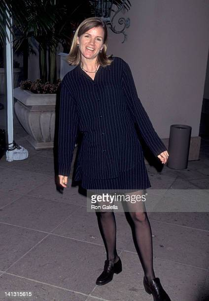 Mare Winningham at the CBS Winter TCA Press Tour, Ritz-Carlton Hotel, Pasadena.