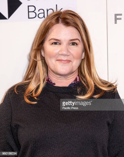 Mare Winningham attends The Seagull premiere during the 2018 Tribeca Film Festival at BMCC Tribeca PAC Manhattan