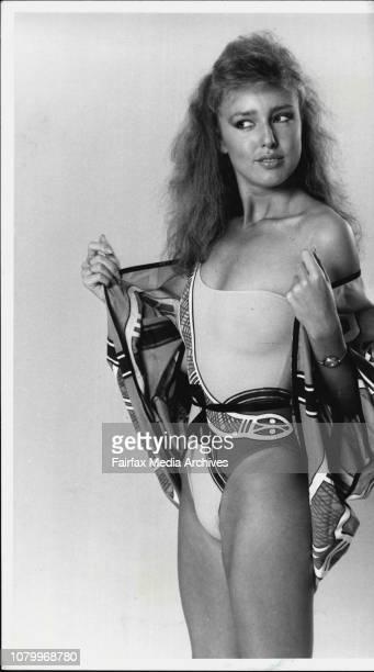Maree Brooks Page3 girl November 11 1983