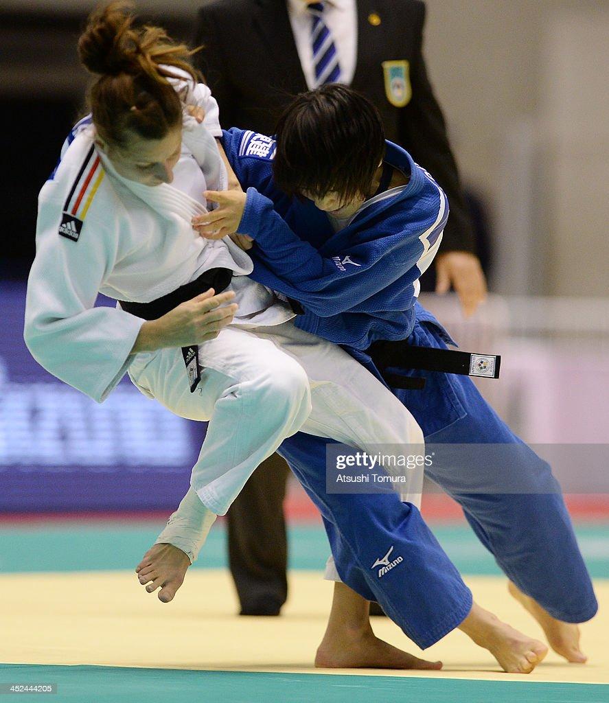 IJF Judo Grand Slam, Tokyo 2013 - Day 1