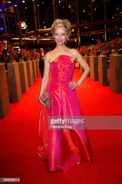 Mareike Carriere attends the 'Opening Party 63rd Berlinale International Film Festival' at the 63rd Berlinale International Film Festival at the...
