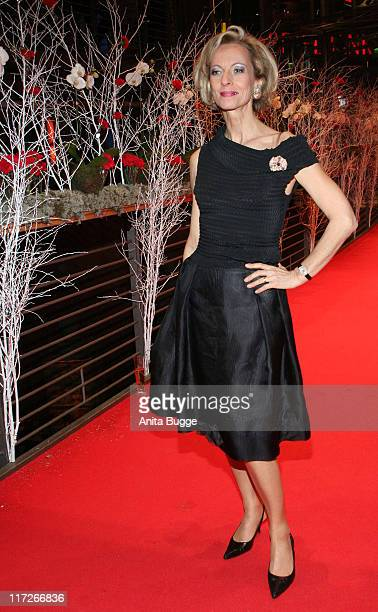 Mareike Carriere during The 57th Berlinale International Film Festival Opening Reception at Berlinale Palast in Berlin Berlin Germany