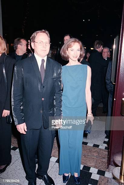 Mareike Carriere mit Ehemann Gerd KlementTelestarVerleihung Köln