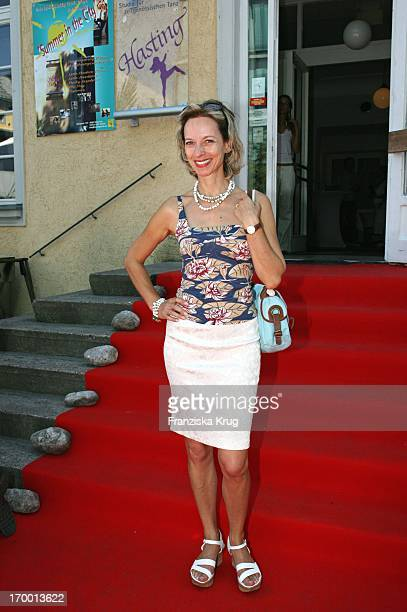 Mareike Carriere On The Pro7 Press Brunch In The riding school in Munich 190706