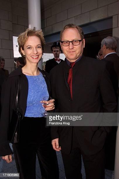 Mareike Carriere Und Ihr Ehemann Gerd Klement Bei Jahresempfang Des Ndr In Hamburg Am 011100