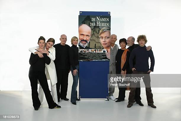 Mareike Lindenmeyer, Michele Marian, Hans-Michael Rehberg, Jennifer Nitsch, Heiner Lauterbach, Rita Russek, Lebensgefährte Bernd Fischerauer ,...