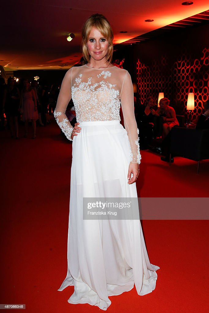 Mareile Hoeppner attends Madeleine At Goldene Henne 2015 on September 05, 2015 in Berlin, Germany.
