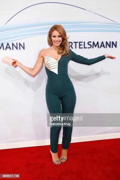 Mareile Hoeppner attends the 'Bertelsmann Summer Party' at Bertelsmann Repraesentanz on June 22 2017 in Berlin Germany