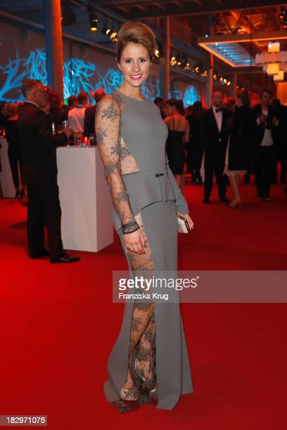 Mareile Hoeppner attends the Deutscher Fernsehpreis 2013 After Show Party at Coloneum on October 02 2013 in Cologne Germany