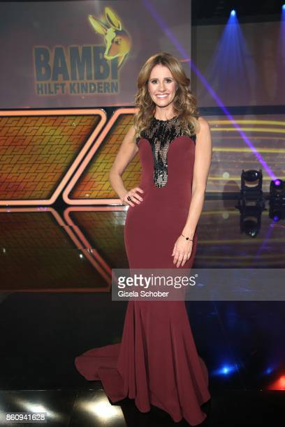 Mareile Hoeppner during the 'Tribute To Bambi' gala at Station on October 5 2017 in Berlin Germany