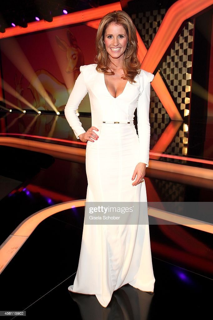 Elisabetta Franchi) is seen after Tribute To Bambi 2014 show at Station on September 25, 2014 in Berlin, Germany.