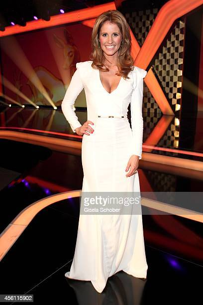 Mareile Hoeppner is seen after Tribute To Bambi 2014 show at Station on September 25 2014 in Berlin Germany