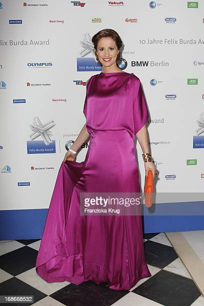 Mareile Höppner at the 10th Anniversary Of The Felix Burda Award at Hotel Adlon in Berlin