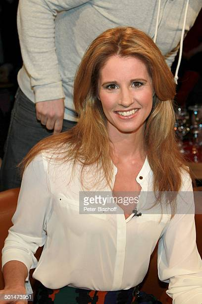 Moderatorin mareile hoeppner pictures and photos getty images for Moderatoren ndr talkshow