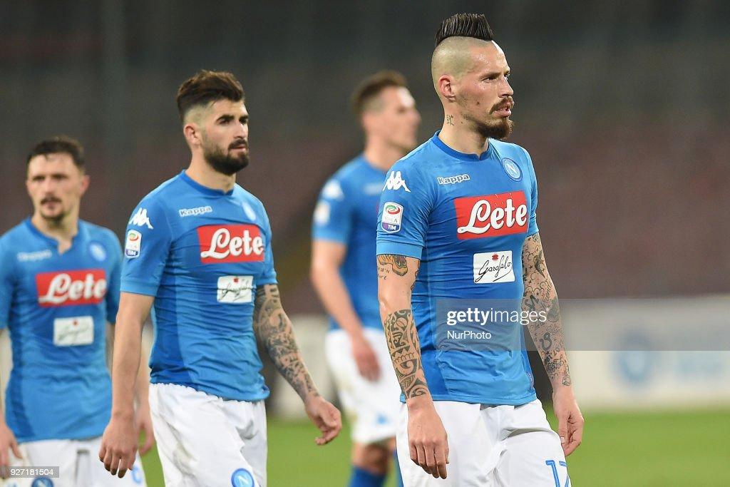 SSC Napoli v AS Roma - Serie A TIM : News Photo