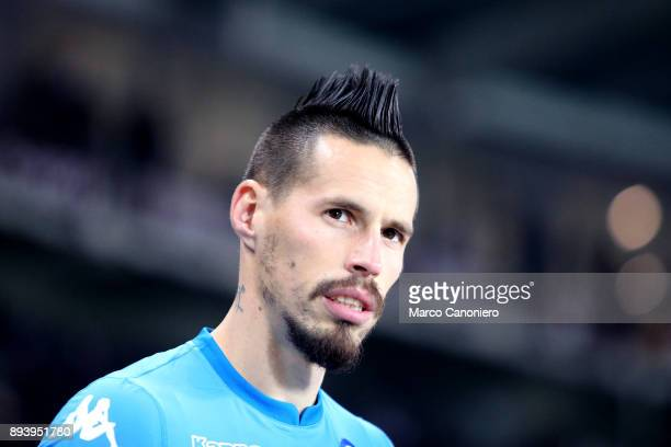 Marek Hamsik of Ssc Napoli looks on before the Serie A football match between Torino Fc and Ssc Napoli Ssc Napoli wins 31 over Torino Fc