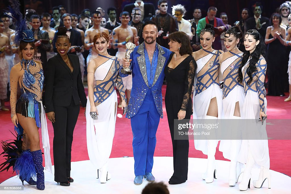 41st International Circus Festival : Day Six In Monaco : News Photo