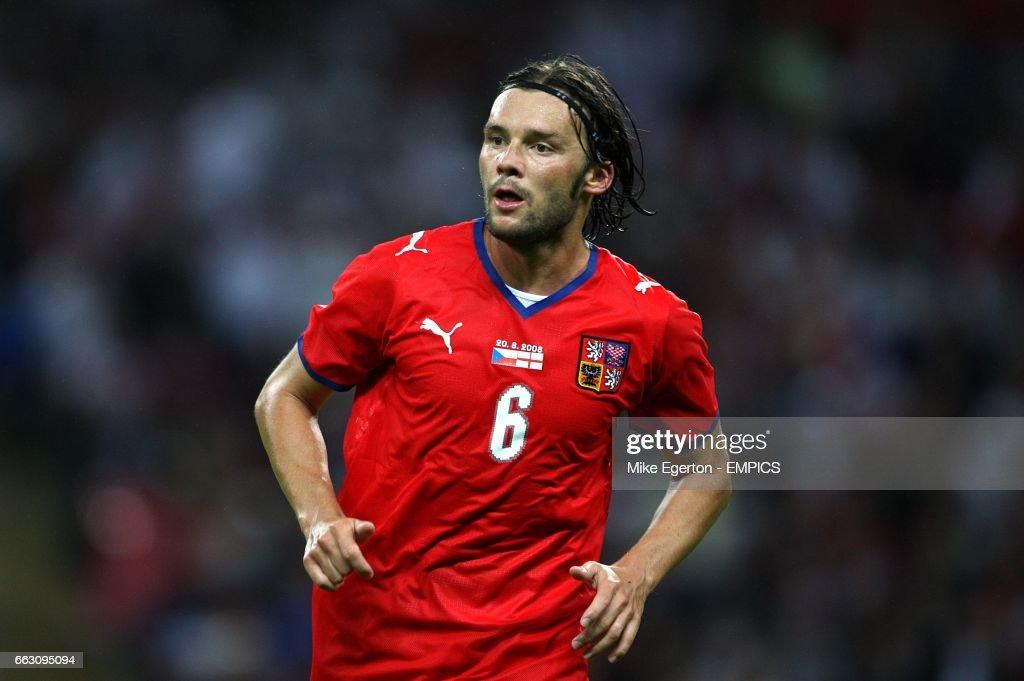 Soccer - International Friendly - England v Czech Republic - Wembley Stadium : News Photo